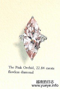 Graff Pink Orchid Diamond